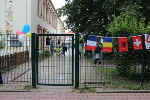 Wieder Internationales Sportfest
